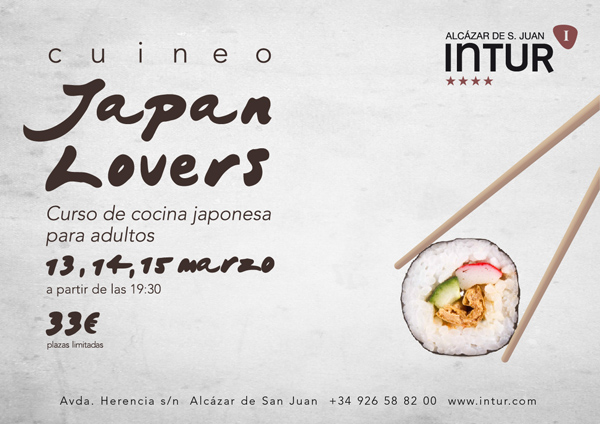 Curso Cuineo Japan Lovers