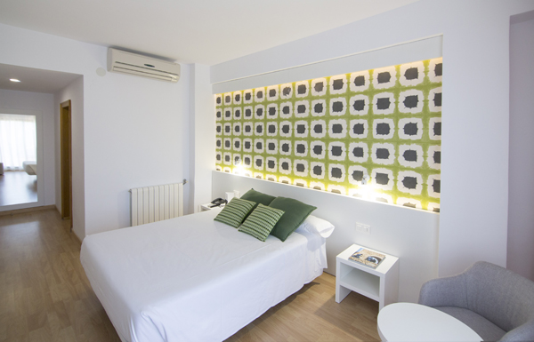 Suite reformada Hotel Intur Orange
