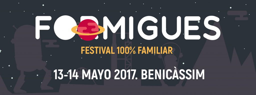Formigues Festival Benicassim 2017