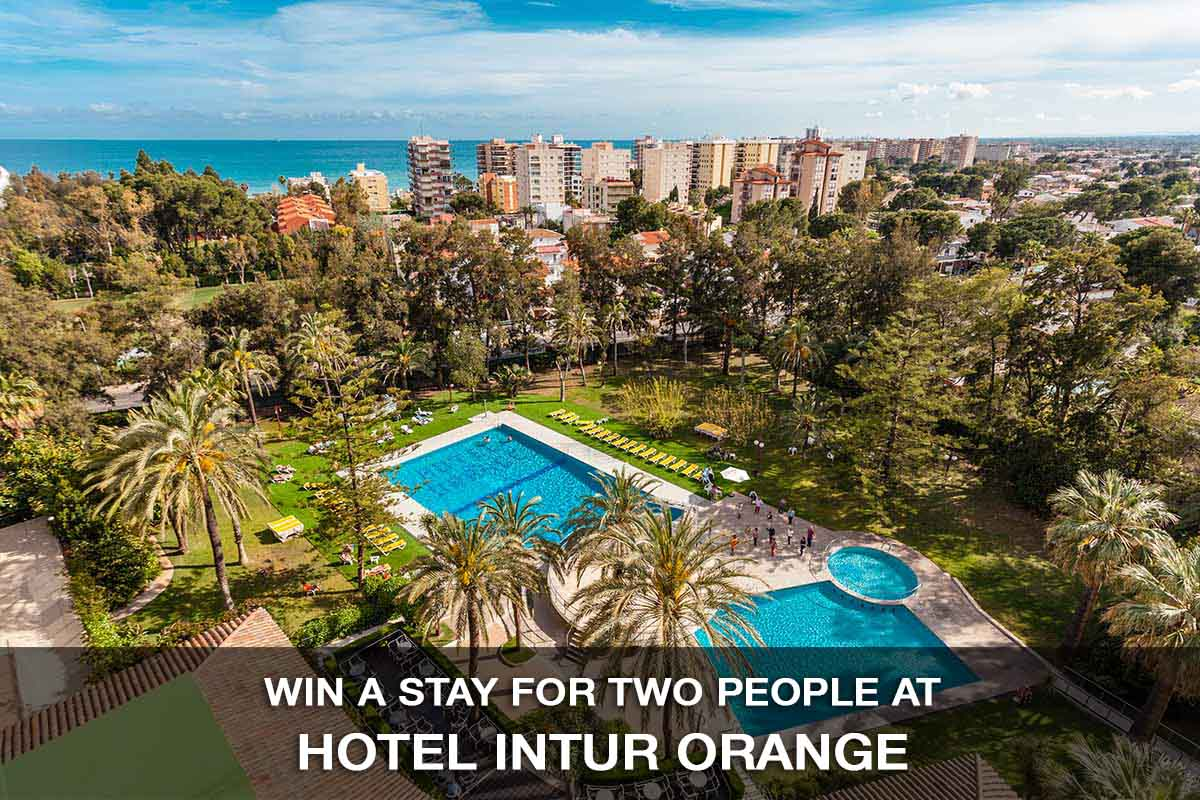 Draw Hotel Intur Orange Benicasim