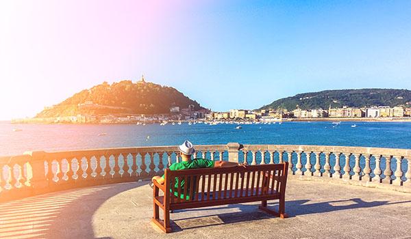 San Sebastián paseos para desconectar del trabajo